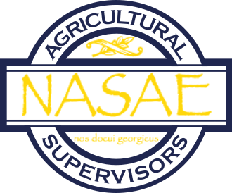 National Association of Supervisors Agricultural Education Logo